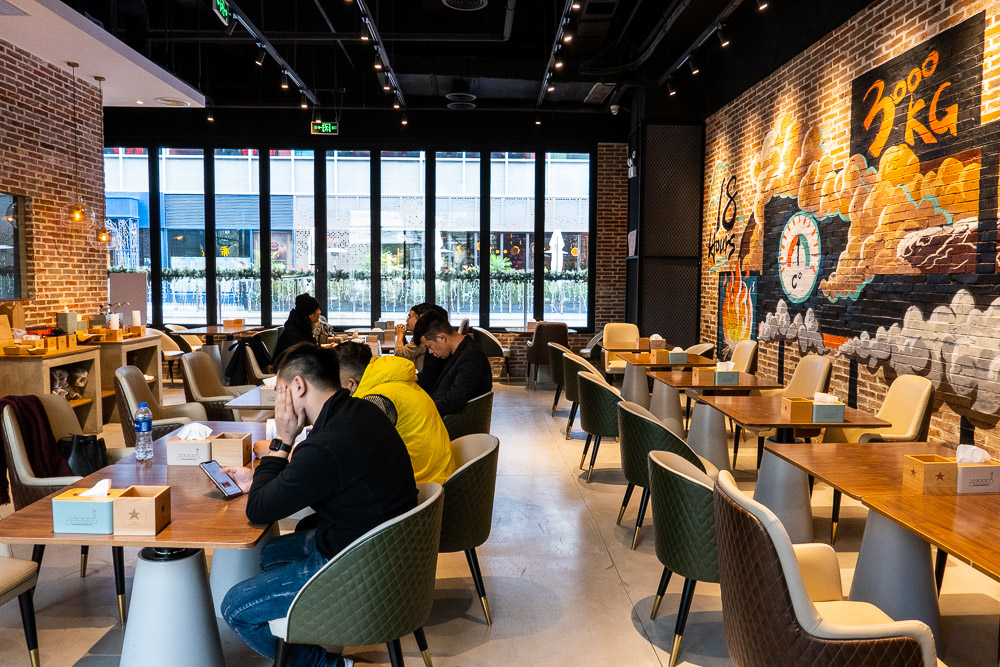 Best new restaurants in Shanghai 2019 — Garlic Barbecue, American barbecue restaurant. Photo by Rachel Gouk.