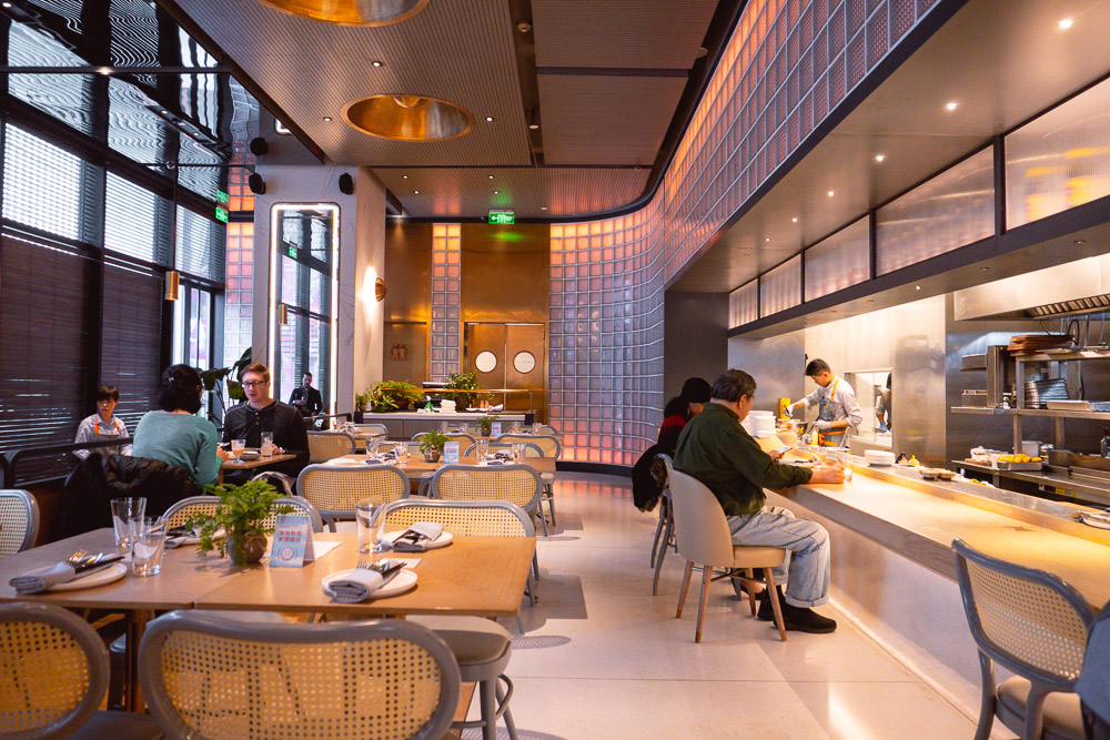 Best new restaurants in Shanghai 2019 — Heritage by Madison, contemporary American and Asian. Photo by Rachel Gouk.