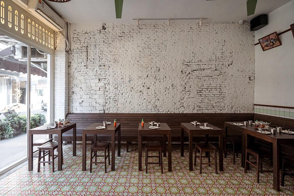 KIN, a Thai restaurant in Shanghai.