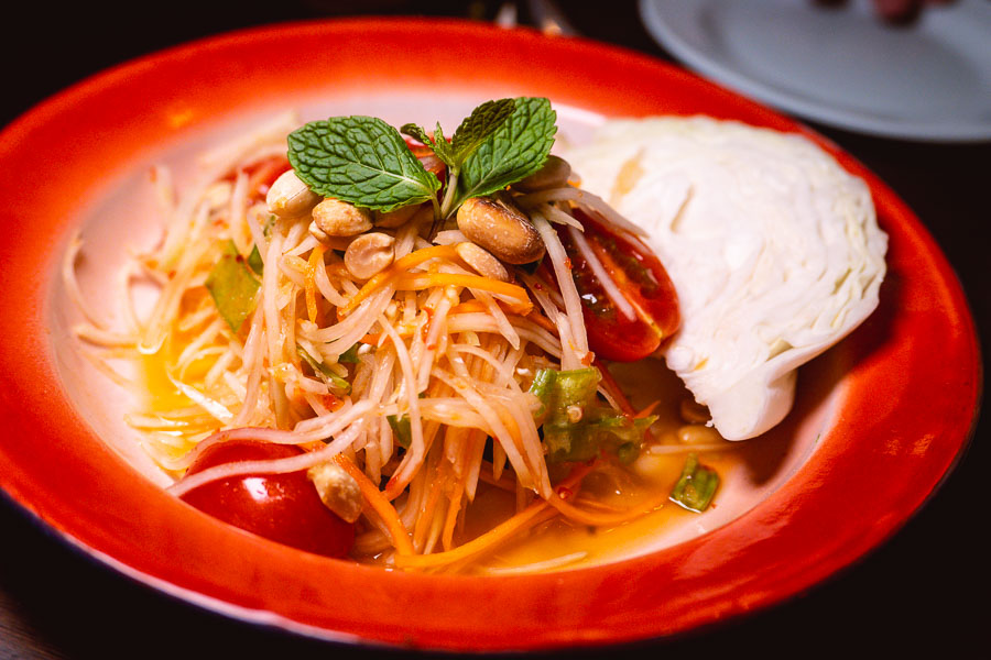 KIN, a Thai restaurant in Shanghai. Photo by Rachel Gouk.