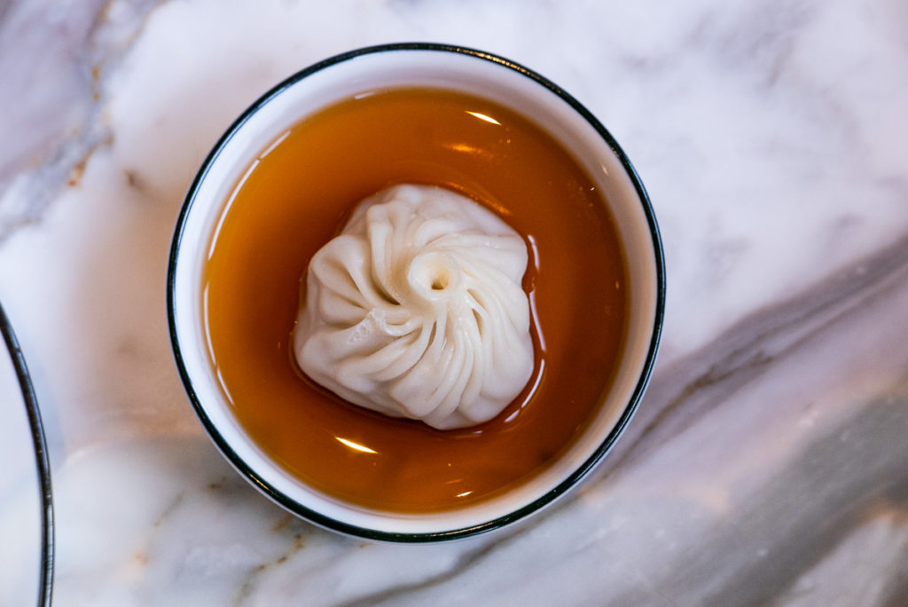Man Long Chun, a local Chinese restaurant in Shanghai serving xiaolongbao. Photo by Rachel Gouk.