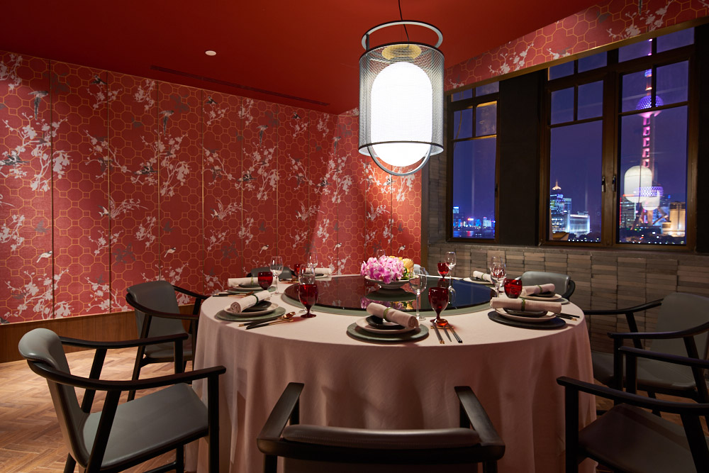 Best restaurants in Shanghai on the Bund - Cantonese cuisine at Canton Table. Photo by Rachel Gouk.