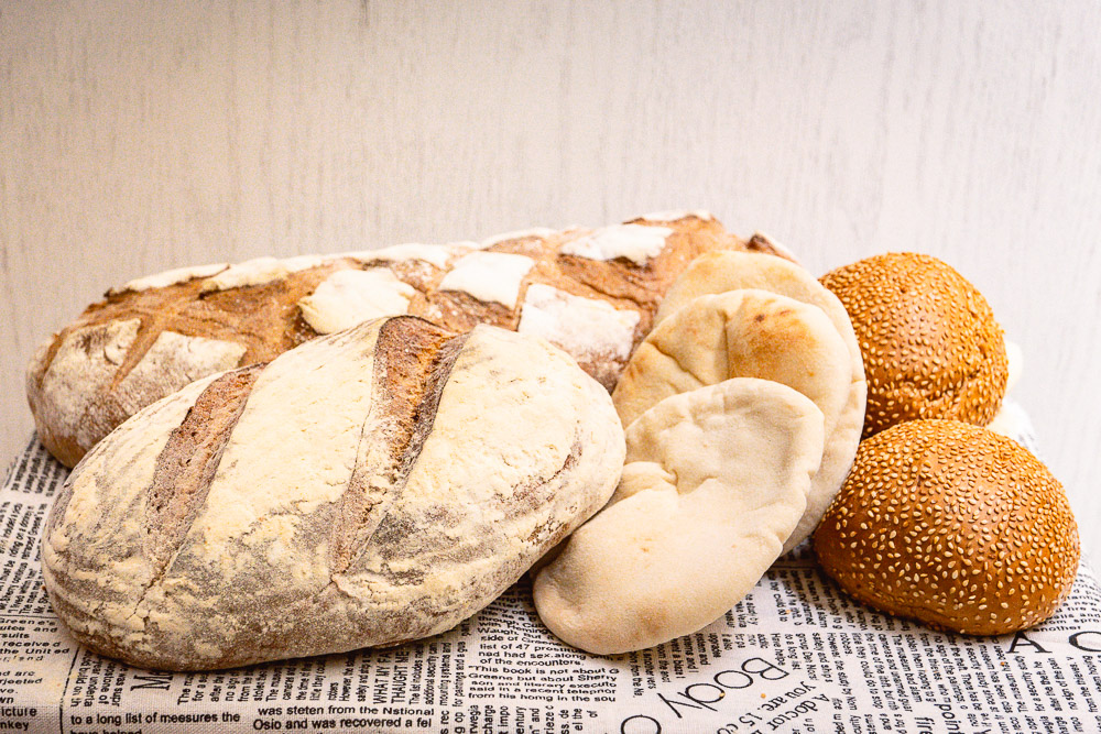 Where to buy bread in Shanghai: Mediterranean Bakery. Photo by Rachel Gouk @ Nomfluence.