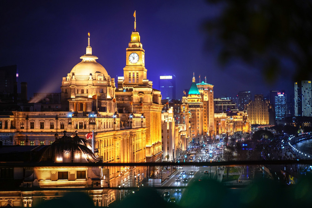 Best restaurants in Shanghai on the Bund
