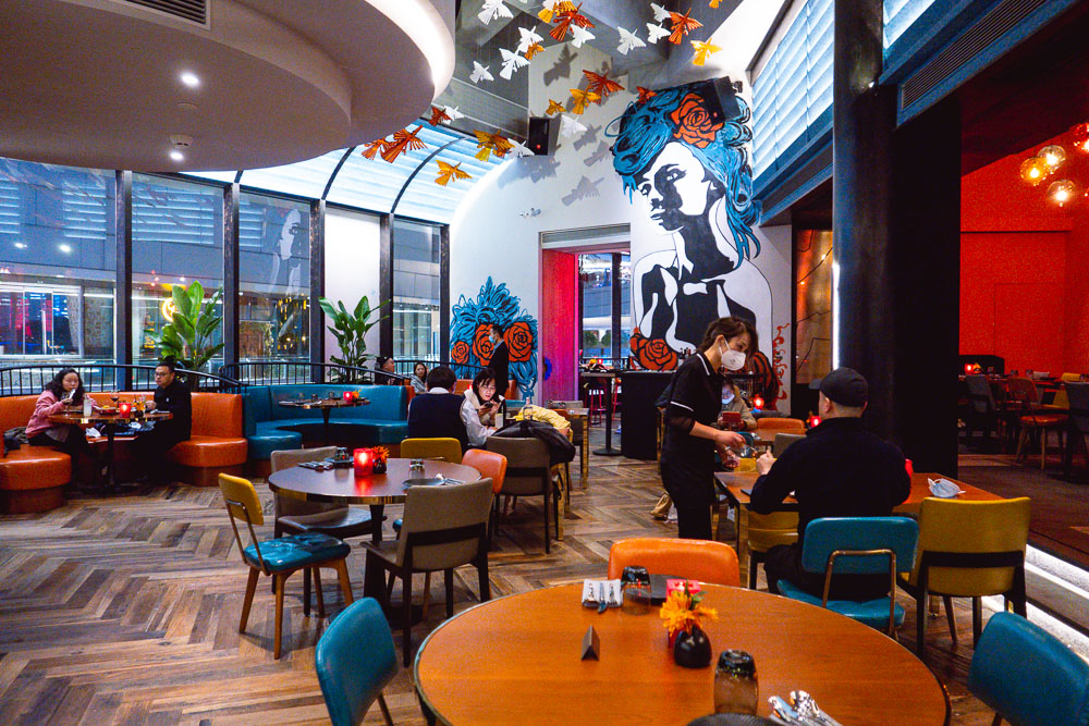 Crowd favorite Peruvian restaurant Colca has opened a second location at North Bund, Hongkou, Shanghai. Photo by Rachel Gouk @ Nomfluence.