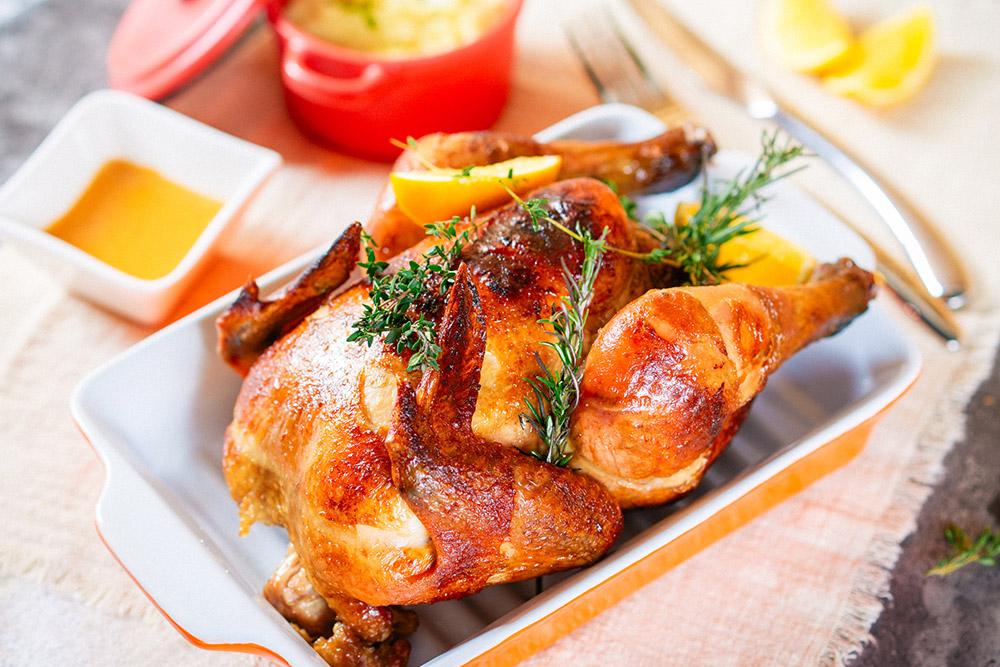 Where to get the best rotisserie chicken in Shanghai: Heat rotisserie.