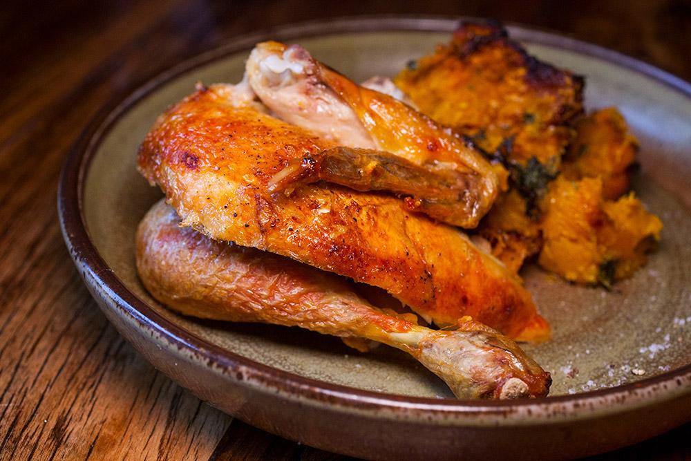 Where to get the best rotisserie chicken in Shanghai: Mr Willis. Photo by Rachel Gouk @ Nomfluence.