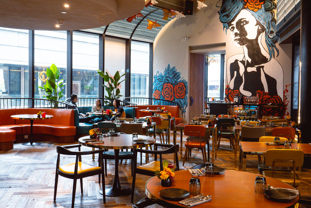Backed by popular demand, Azul brings its Peruvian-inspired brunch to North Bund, Shanghai. Brunch starts at ¥168 for two courses, free-flow cava for ¥150. Photo by Rachel Gouk @ Nomfluence.
