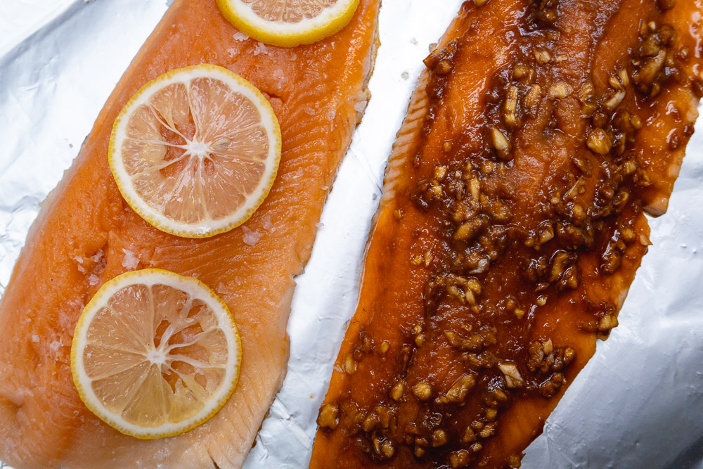 How to cook arctic char. Photo & Recipe by Rachel Gouk @ Nomfluence.