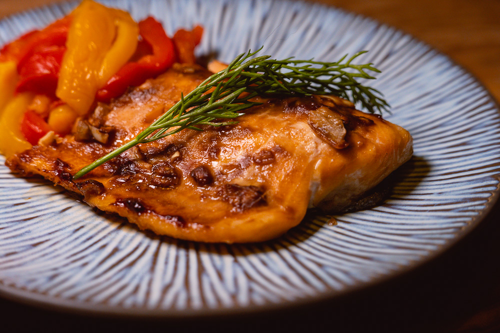 How to cook arctic char. Seafood from acornfresh. Photo & Recipe by Rachel Gouk @ Nomfluence.