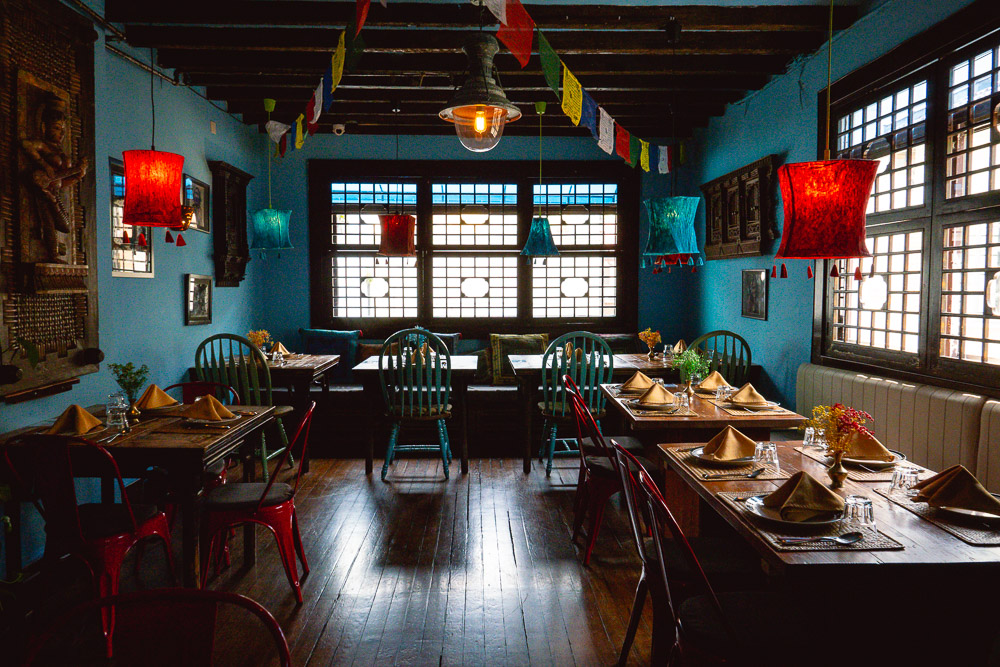 Nepali Kitchen, a Nepalese restaurant in Shanghai. Photo by Rachel Gouk @ Nomfluence.