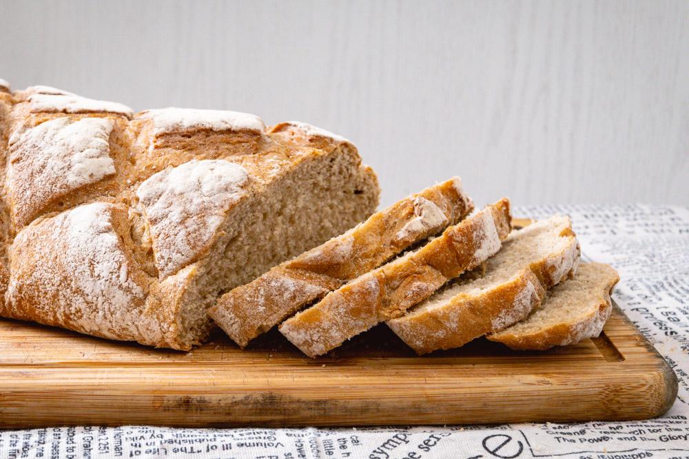 Sourdough bread. Bread delivery in Shanghai: Mediterranean Bakery. Photo by Rachel Gouk @ Nomfluence.