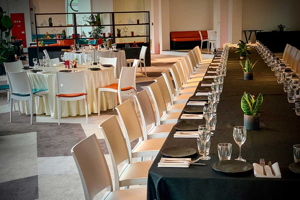 Private or corporate event space in Shanghai: Colca We Room, North Bund.