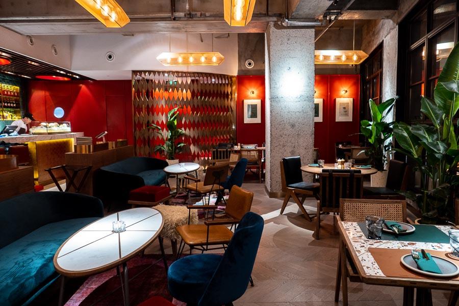 Italo, an Italian restaurant and lounge in Shanghai. Photo by Rachel Gouk @ Nomfluence.