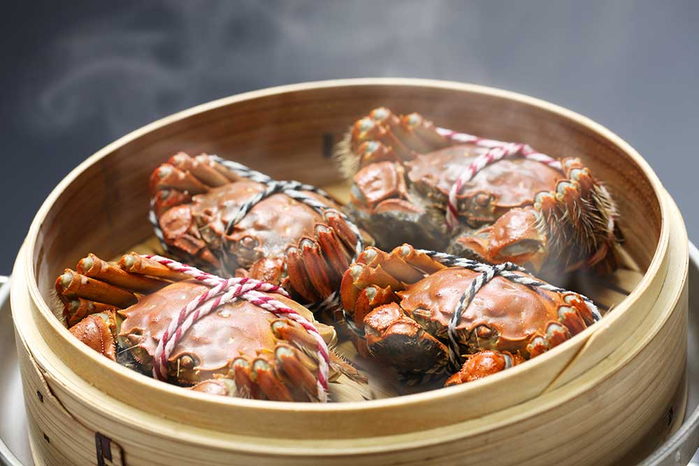 Where to eat hairy crab in shanghai