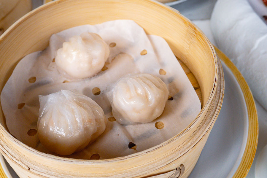 Steamed dim sum. All-you-can-eat dim sum brunch at YEN Chinese restaurant, W Shanghai. Photo by Rachel Gouk @ Nomfluence.