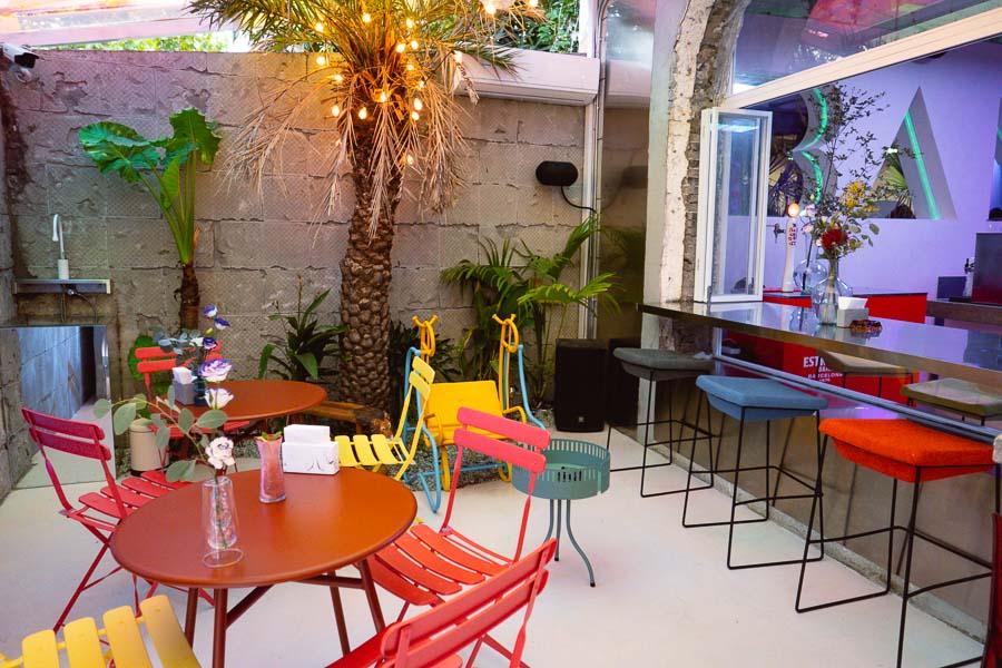 BANDIT, a restaurant and cocktail lounge bar in Jing'an, Shanghai. Photo by Rachel Gouk @ Nomfluence.