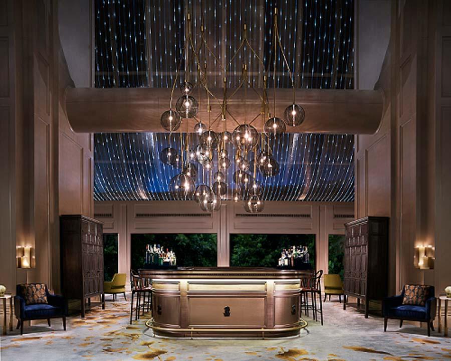 The Ritz Bar & Lounge, Portman Ritz-Carlton Shanghai