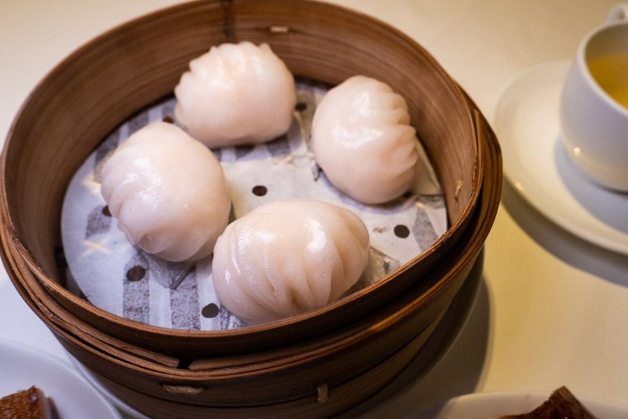 Dim sum at Seventh Son, a Michelin one-star restaurant in Shanghai. Photo by Rachel Gouk @ Nomfluence.