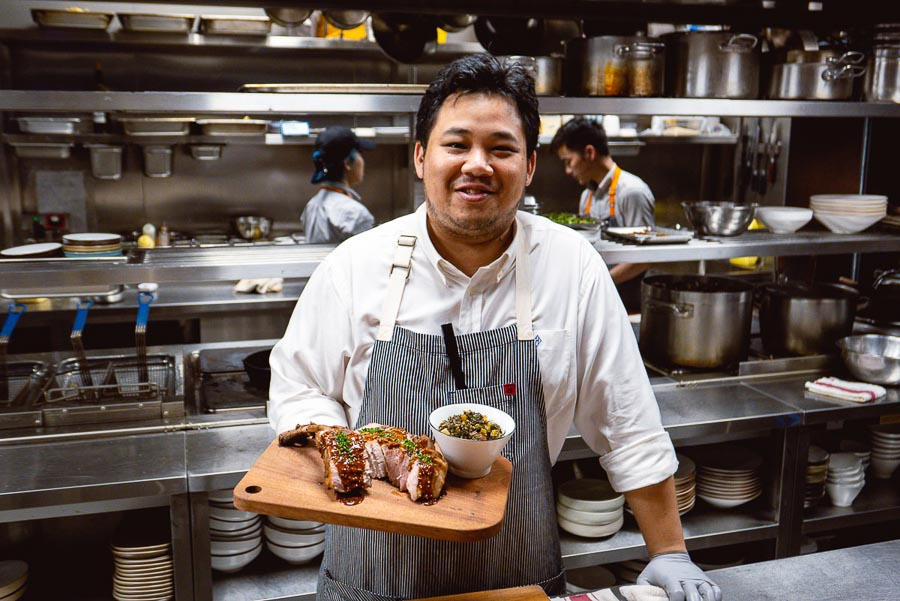 In memoriam: Shanghai chef Austin Hu of Heritage by Madison. Photo by Rachel Gouk @ Nomfluence