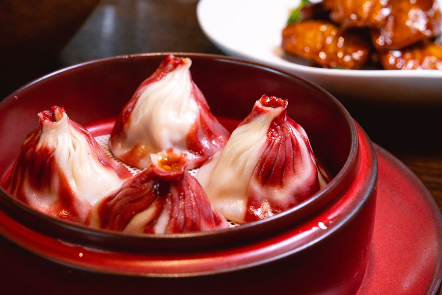 Best dim sum in Shanghai: 5J Ham Xiaolongbao at Sui Tang Li, a contemporary Chinese restaurant at the Middle House Shanghai. Photo by Rachel Gouk @ Nomfluence.