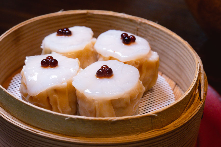 Best dim sum in Shanghai: Sui Tang Li, a contemporary Chinese restaurant at the Middle House Shanghai. Photo by Rachel Gouk @ Nomfluence.