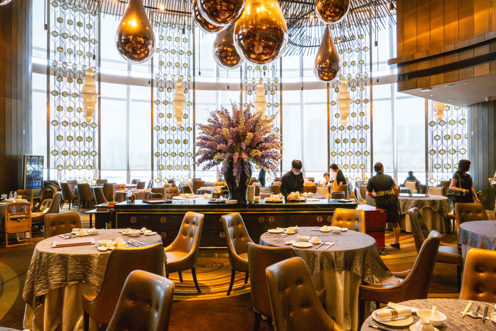 Where to eat dim sum in Shanghai: Taste Paradise, a Cantonese restaurant in Plaza 66. Photo by Rachel Gouk @ Nomfluence.