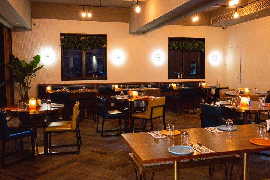 Azul is a Latin American restaurant in Shanghai by chef Eduardo Vargas. Photo by Rachel Gouk @ Nomfluence.