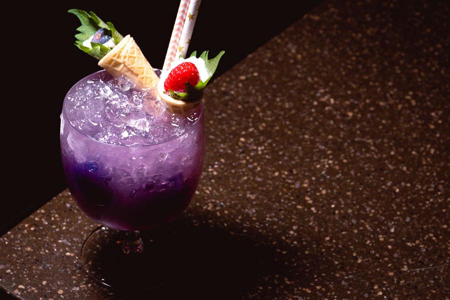 Cocktails at Azul, a Latin American restaurant in Shanghai by chef Eduardo Vargas. Photo by Rachel Gouk @ Nomfluence.