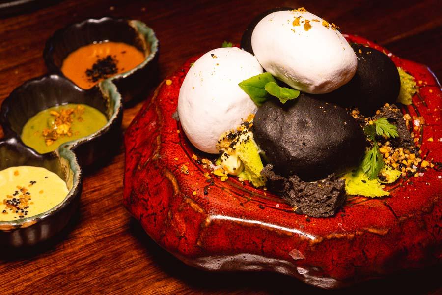 Dinner at Azul, a Latin American restaurant in Shanghai by chef Eduardo Vargas. Photo by Rachel Gouk @ Nomfluence.