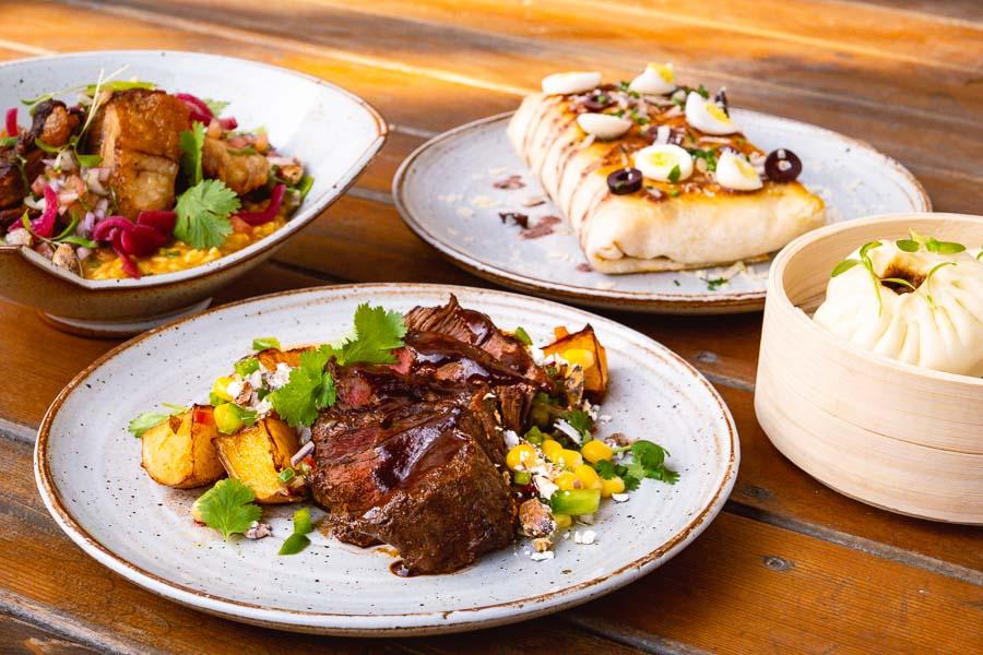 Peruvian food by chef Carlos Sotomayor, Shanghai. Photo by Rachel Gouk @ Nomfluence