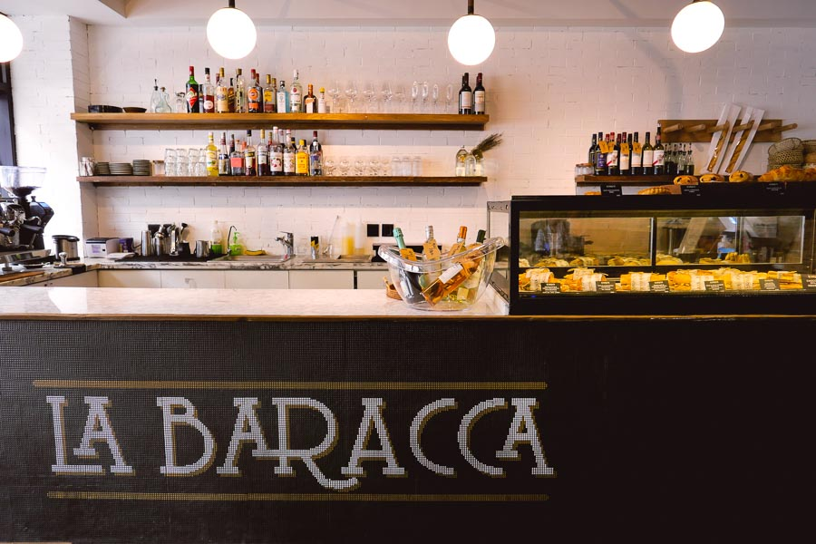 La Baracca is an Italian cafe on Yongkang Lu, Shanghai. Photo by Rachel Gouk @ Nomfluence.