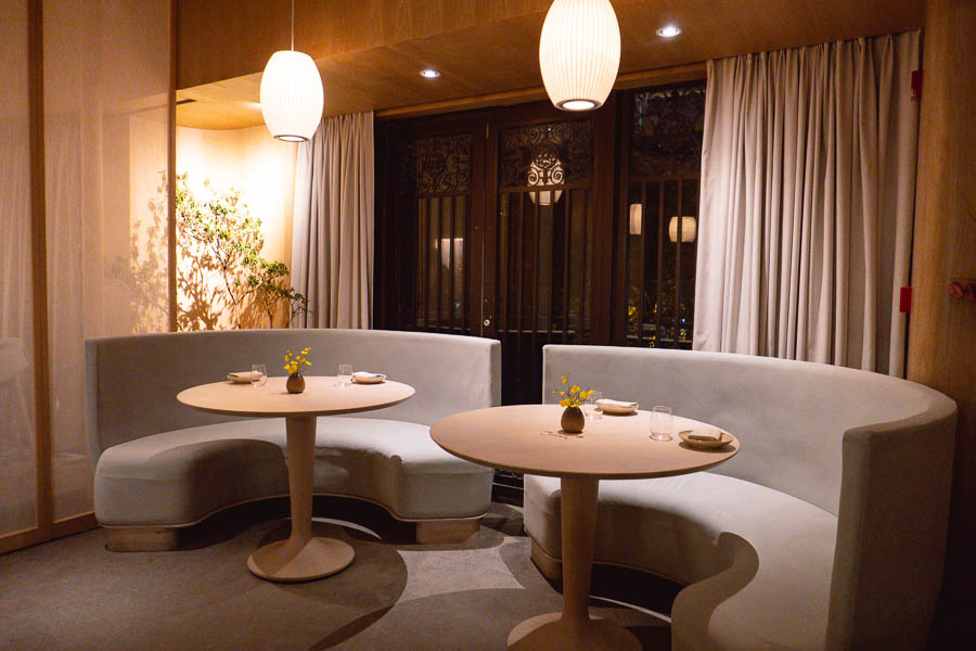 Lunar, a new modern Chinese restaurant in Shanghai by chef Johnston Teo. Photo by Rachel Gouk @ Nomfluence.