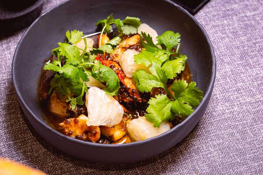 Singapore Seafood Pepper  - Dinner at Mr & Mrs Bund. Photo by Rachel Gouk @ Nomfluence.
