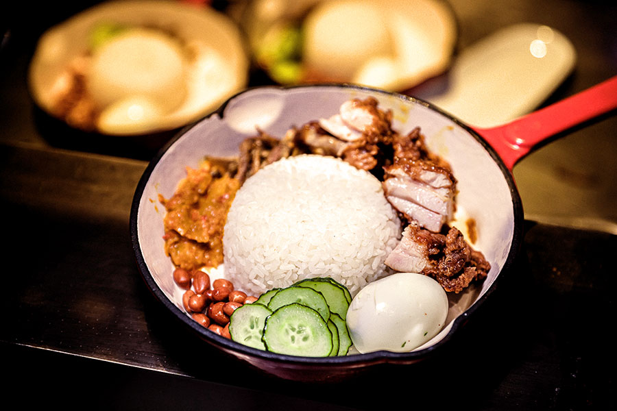 Malaysian food in Shanghai by Rachel Gouk @ Nomfluence