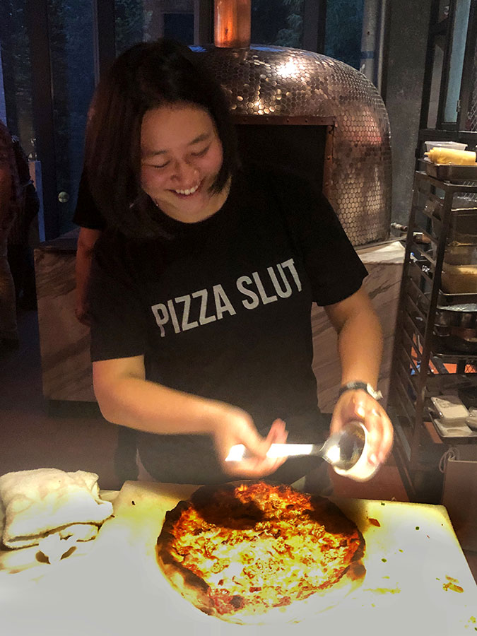 Rachel Gouk, founder of Nomfluence, a food and drink blog in Shanghai.