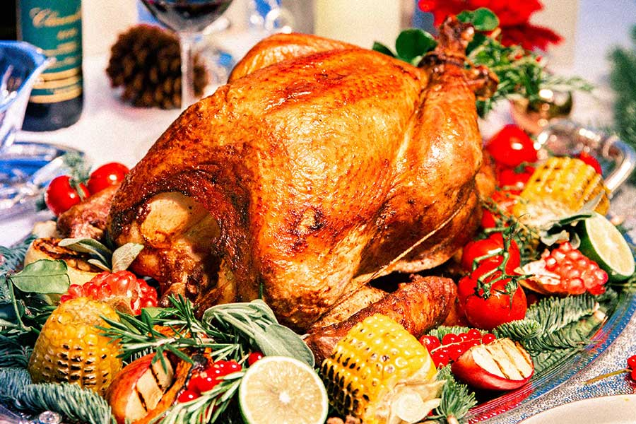 Order turkey to-go for Thanksgiving and Christmas in Shanghai from Fairmont Peace Hotel. @ Nomfluence