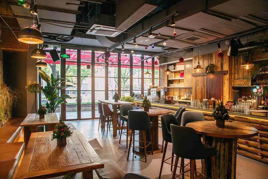 Bites & Brews, sandwiches and brunch in Shanghai. Photo by Rachel Gouk @ Nomfluence.