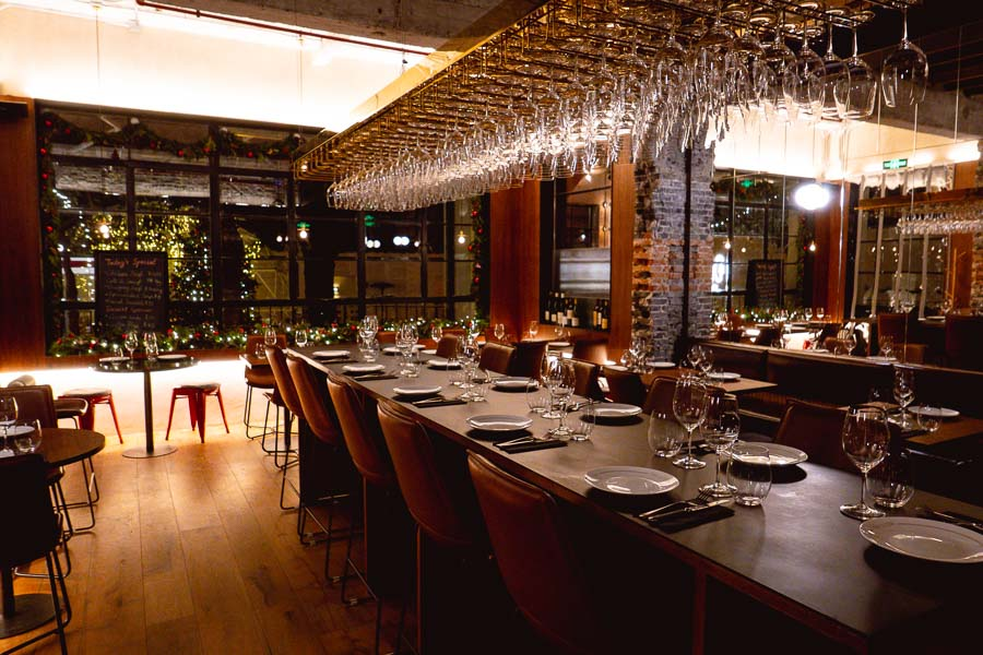 Cellar To Table is a Mediterannean restaurant and wine bar in Shanghai. Photo by Rachel Gouk @ Nomfluence.