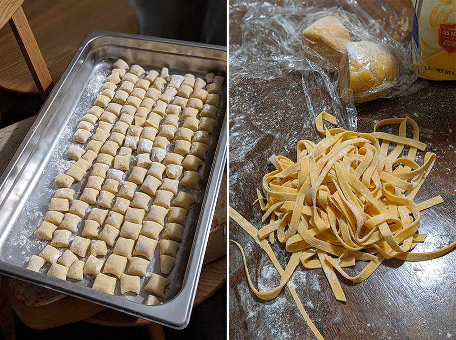 Homemade pasta. Interview with Shanghai-based known food writer Christopher St. Cavish. @ Nomfluence.