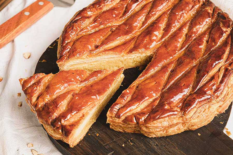 Where to buy galette de rois, king cake in Shanghai.