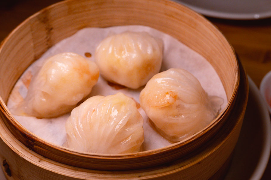 Dim sum and Cantonese food in Shanghai at Lucky You. Photo by Rachel Gouk @ Nomfluence.