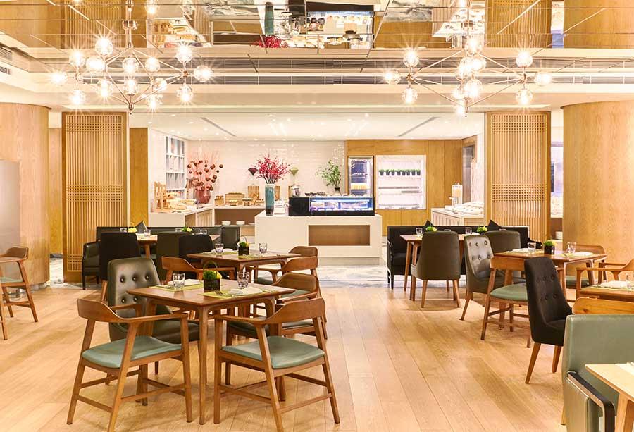 Portman's Restaurant, Portman Ritz-Carlton Shanghai.