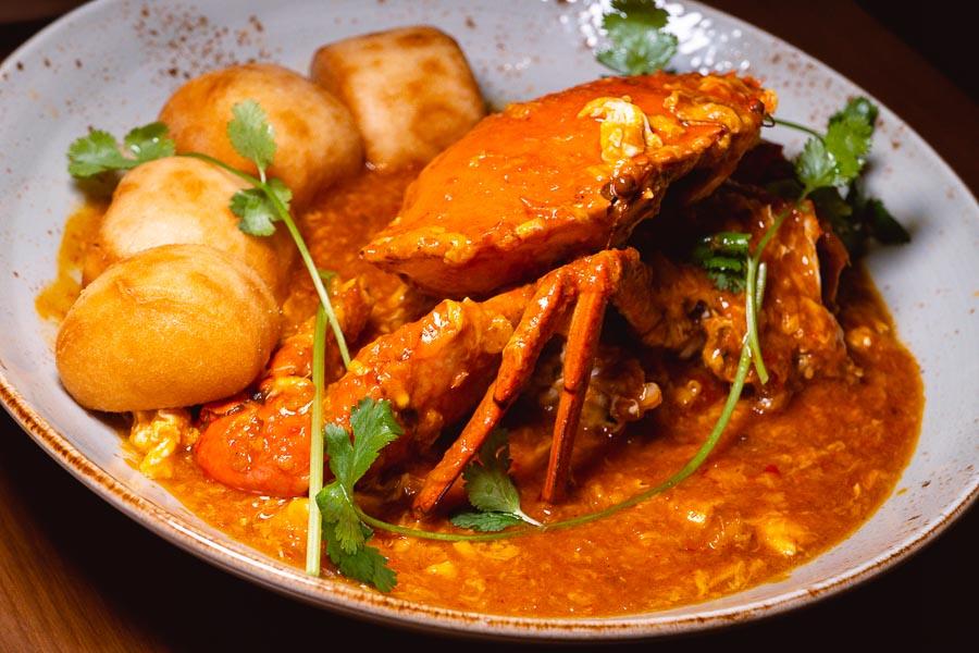 Southeast Asian food at Portman's Restaurant, Portman Ritz-Carlton Shanghai. Photo by Rachel Gouk @ Nomfluence.
