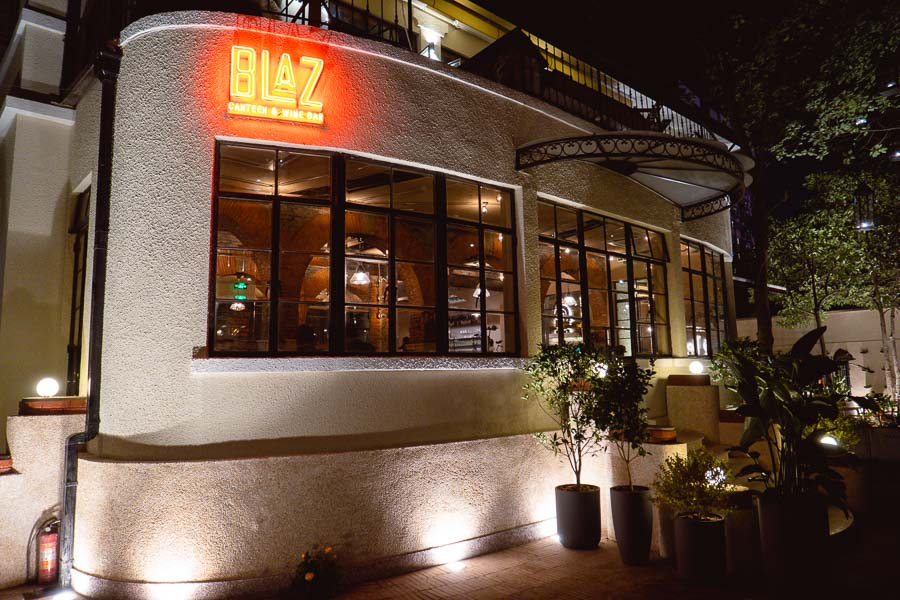 Blaz Canteen & Wine Bar is a French bistro in Shanghai. Photo by Rachel Gouk @ Nomfluence.