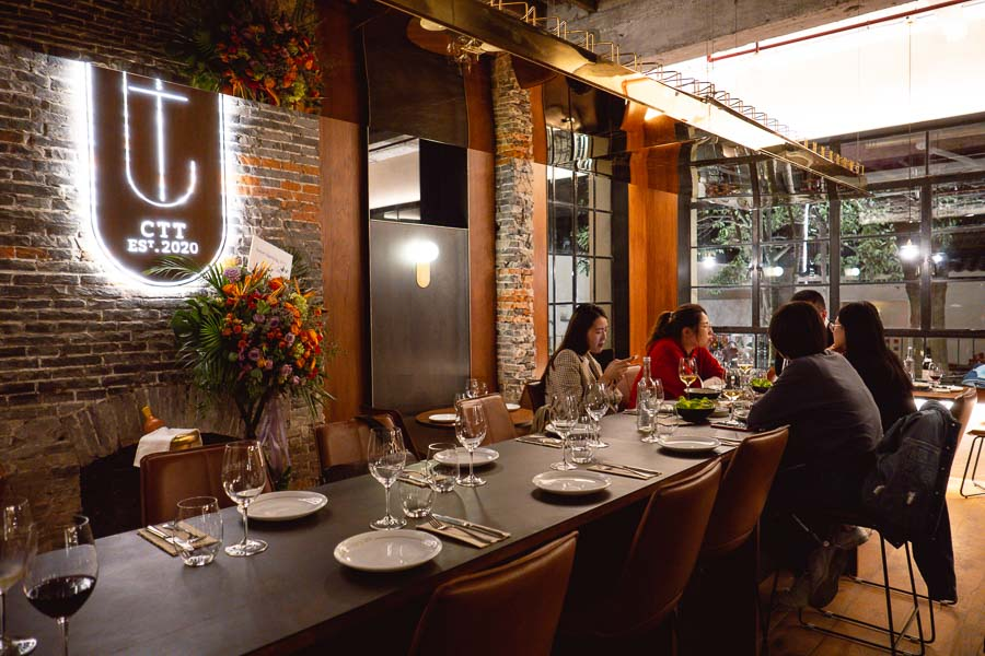 Cellar To Table, Mediterranean restaurant and wine bar. Best new restaurants and bars in Shanghai from 2020. Photo by Rachel Gouk @ Nomfluence.
