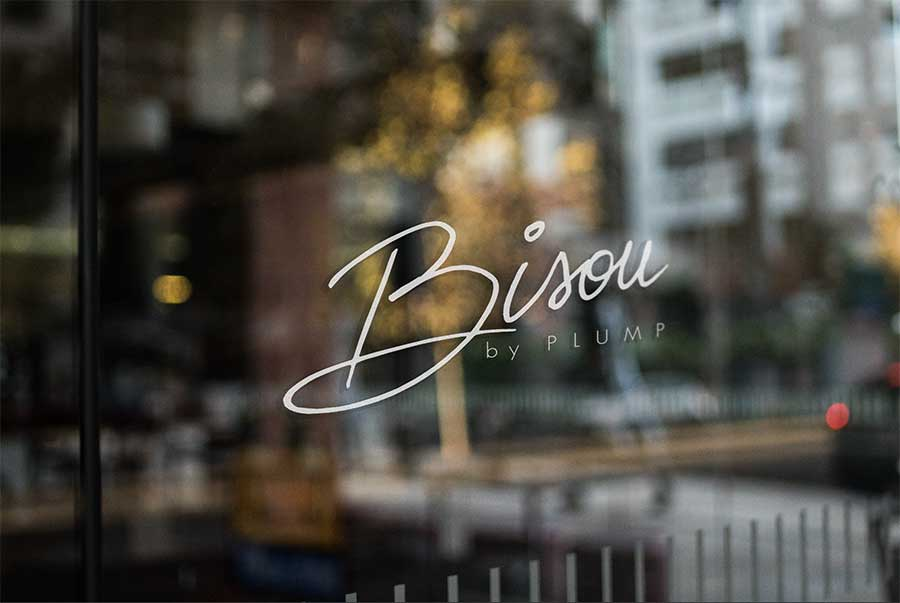 Bisou, a French restaurant and wine bar in Shanghai.