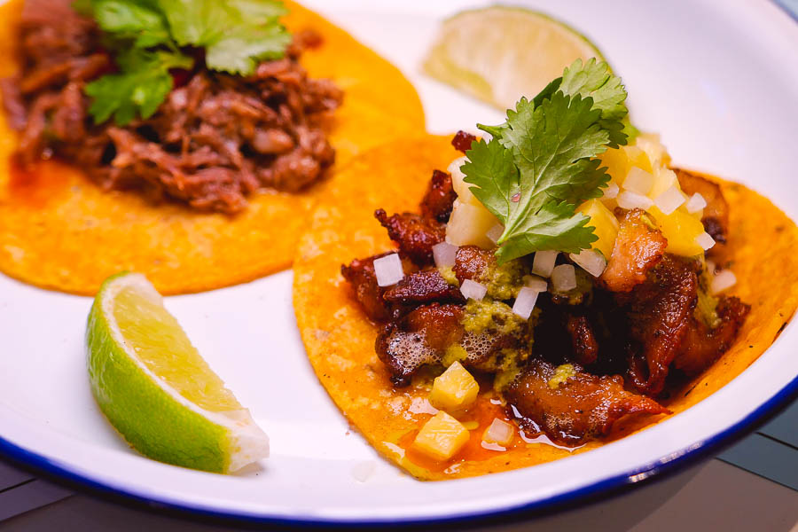 Al Pastor. Chihuahua is a cheap, casual Mexican taco restaurant and bar in Jing'an, Shanghai. Photo by Rachel Gouk @ Nomfluence