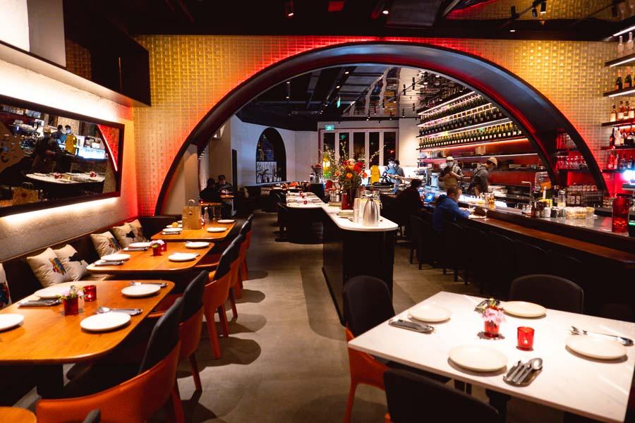 JAX Bistro, a restaurant in Shanghai. Photo by Rachel Gouk @ Nomfluence.