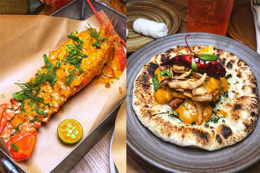 Klay modern indian restaurant in Shanghai. The Shanghai Scoop is a monthly column dedicated to the latest food and drink news happening in Shanghai. Here's the latest for February 2021.